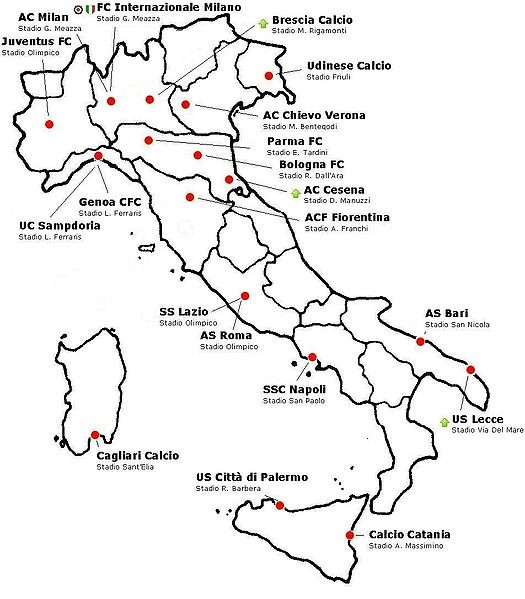 fussball serie b italien